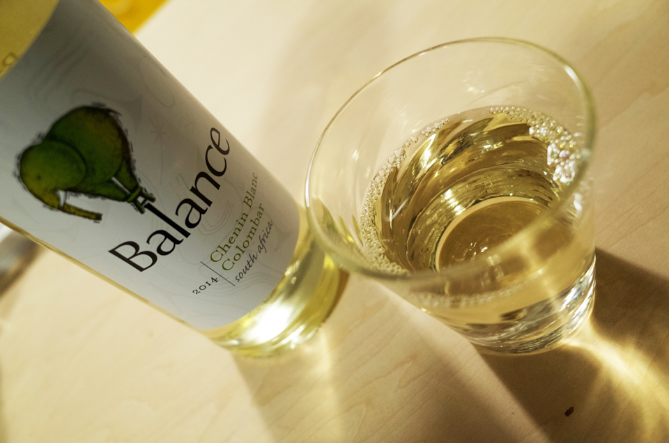 白ワイン Balence