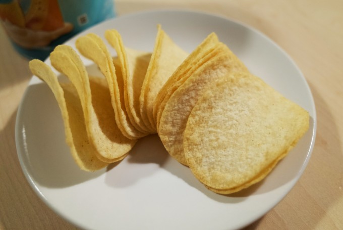 プリングルス マヨネーズ味
