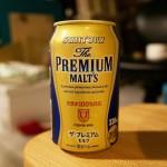 【泡の魅力】ザ・プレミアム・モルツは缶のまま飲むべきではない