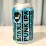 【BREWDOG PUNK IPA】ホップを40倍使ったパンクなビール