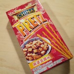 【CHINA PRETZ】インスタントな麻婆豆腐味のプリッツ