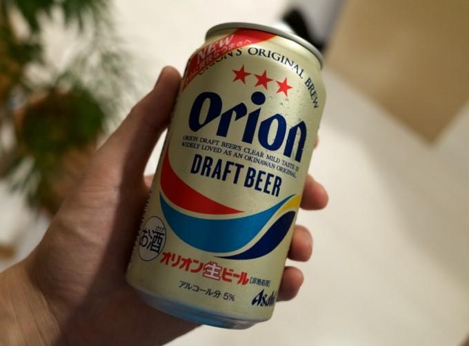 オリオンビール 新デザイン