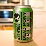 「BREWDOG デッドポニーペールエール」は普通のビールとは段違いにうまい!