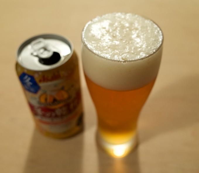 アサヒ 冬の乾杯